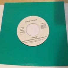 """Discos de vinilo: VOMITO - MAMA LE HA CORTADO LA CABEZA A MAMA / NO PUEDO PARAR - SINGLE PROMO RADIO 7"""" - 1990. Lote 243433445"""