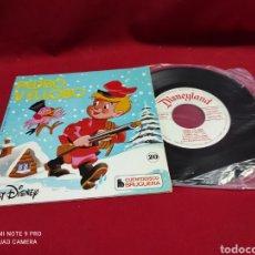 Discos de vinilo: SINGLES CUENTO DISCOS BRUGUERA-PEDRO Y EL LOBO. Lote 243437145