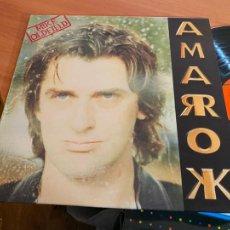 Dischi in vinile: MIKE OLDFIELD (AMAROK) LP ESPAÑA 1990 (B-23). Lote 243438145