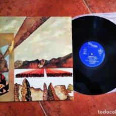 Discos de vinilo: STEVIE WONDER INNERVISIONS LP VINILO DEL AÑO 1973 ESPAÑA GATEFOLD MOTOWN CONTIENE 9 TEMAS MUY RARO. Lote 243451310