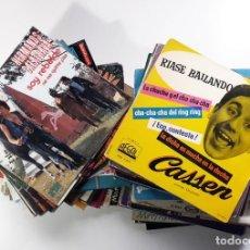 Discos de vinilo: LOTE 60 EPS HUMOR CASSEN CAPRI GILA EMILIO EL MORO HERMANOS CALATRAVA Y MAS. Lote 243464780