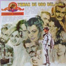 Discos de vinilo: TEMAS DE ORO DEL CINE LP DOBLE (2 DISCOS) EDITADO EN ESPAÑA AÑO 1973 POR EL SELLO MGM.... Lote 243464855