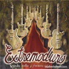 Discos de vinilo: EXTREMODURO GRANDES ÉXITOS Y FRACASOS 2 LPS. EPISODIO SEGUNDO.NUEVO. Lote 243479620