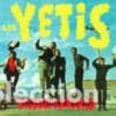 Disques de vinyle: LOS YETIS NADAISMO A GO-GO! 2XLP NUEVOS. Lote 243484910