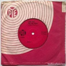 Discos de vinilo: MIGIL 5. LONG AGO AND FAR AWAY/ MOCKIN' BIRD HILL. PYE. UK 1964 SINGLE. Lote 243486010