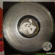 Dischi in vinile: DISCO DOCTOR JAM PRESENTS BACK TO MY MIND B/W HEART OF GOLD FEATURING ROMANOS. DISCO TRANSPARENTE. Lote 243486325