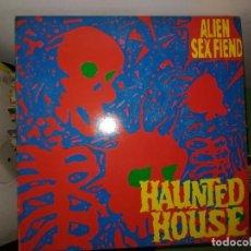 Discos de vinil: DISCO ALIEN SEX FIELD - HAUNTED HOUSE. Lote 243488585