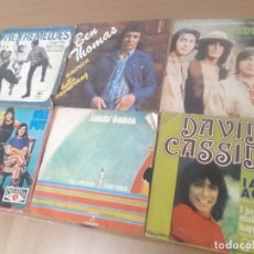 Discos de vinilo: VINILOS THE TREMELOES, BEN THOMAS, REDBONE, SHOCKING BLUES, TOMMY JAMES, DAVID CASSIDY. Lote 243492220