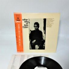 Discos de vinilo: BOB DYLAN–ANOTHER SIDE OF BOB DYLAN / GREAT PROMO COLLECTOR´S RELEASE FROM THE MUSIC POET. Lote 243514675