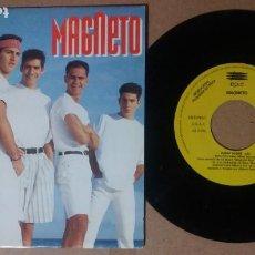 Discos de vinil: MAGNETO / SUGAR SUGAR / SINGLE 7 PULGADAS. Lote 243517975