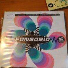 Discos de vinilo: FANGORIA HAGAMOS ALGO SUPERFICIAL Y VULGAR SINGLE. Lote 243519290