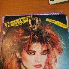 Discos de vinilo: NINA HAGEN. REGGAE AFRICANO.. Lote 243521000