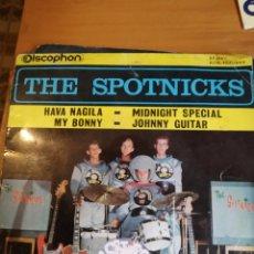 Discos de vinilo: THE SPOTNICKS HAVA NAGILA EP. Lote 243525595