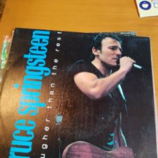 Discos de vinilo: BRUCE SPRINGSTEEN . TOUGHER THAN THE REST. SINGLE. Lote 243526380
