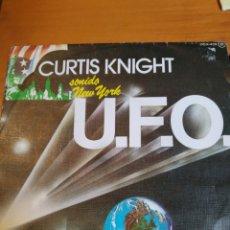 Discos de vinilo: U. F. O. CURTIS KNIGHT. SINGLE. Lote 243527205