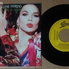 Disques de vinyle: AZUCAR MORENO / OYE COMO VA / SINGLE 7 PULGADAS. Lote 243532615
