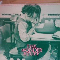 """Discos de vinilo: THE WONDER STUFF 1993 12"""" MINI LP THE FRONT RECORDING COMPANY. Lote 243550545"""