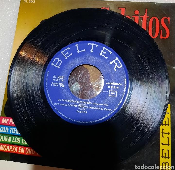 Discos de vinilo: Cobitos - me preguntan si te quiero + 3 - Foto 2 - 243556480