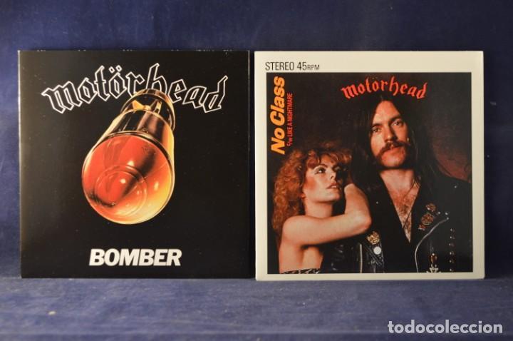Discos de vinilo: MOTÖRHEAD - BORN TO LOSE, LIVE TO WIN - THE BRONZE SINGLES 1978-1981 - 7 SINGLES - Foto 4 - 243567050