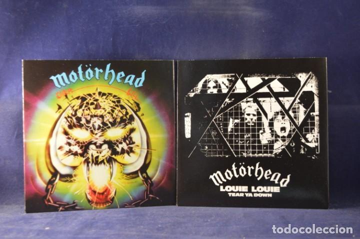 Discos de vinilo: MOTÖRHEAD - BORN TO LOSE, LIVE TO WIN - THE BRONZE SINGLES 1978-1981 - 7 SINGLES - Foto 6 - 243567050