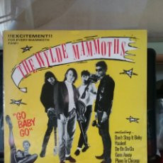 Disques de vinyle: THE WYLDE MAMMOTHS 1987 CRYPT RECORDS. Lote 243584485