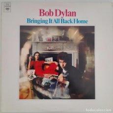 Discos de vinilo: BOB DYLAN BRINGING IT ALL BACK HOME. USA. Lote 243589475