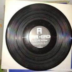 Discos de vinilo: LOTE 2 DISCOS. CAN CAN GANG Y LAID BACK. SUNSHINE REGGAE. Lote 243604670