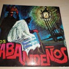 Discos de vinilo: LOS SABANDEÑOS - ISAS Y ESTRIBILLOS - TAM TAM Y FONOGUANCHE. Lote 243606145