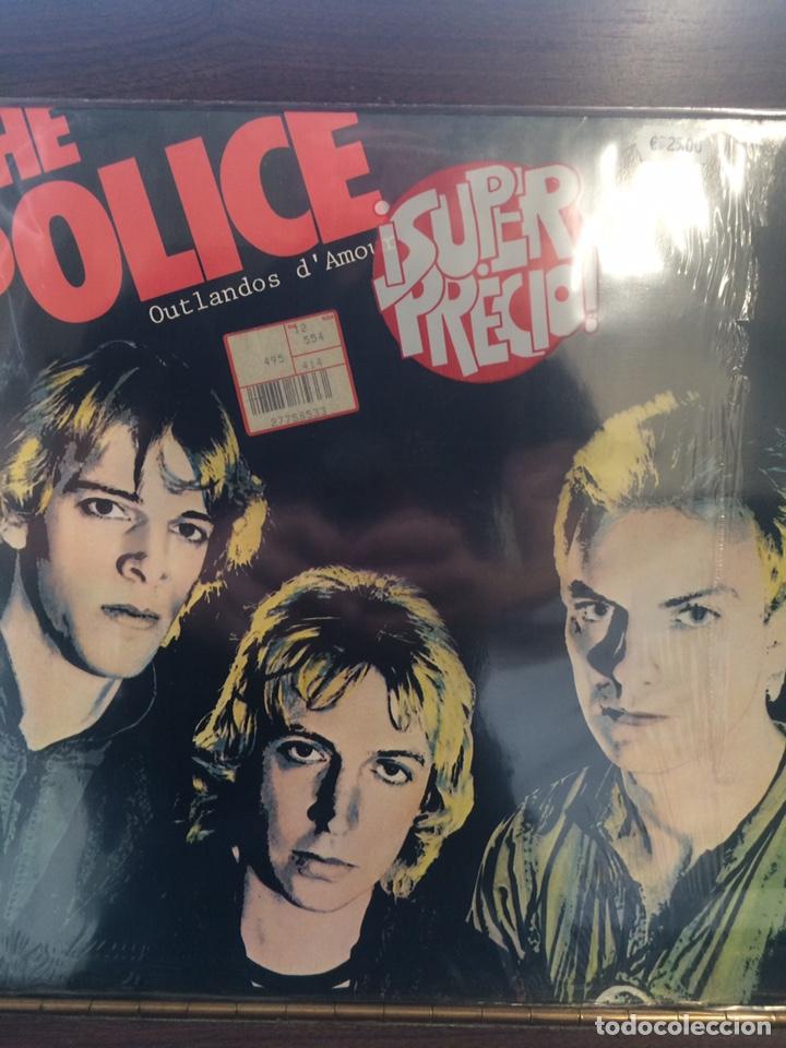 POLICE. OUTLANDOS D'AMOUR. 1A. ED. ESPAÑA. (Música - Discos - LP Vinilo - Pop - Rock - Extranjero de los 70)