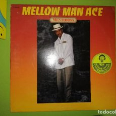 Discos de vinilo: DISCO MELLOW MAN ACE - MENTIROSA / WELCOME TO MY GROOVE. Lote 243608160
