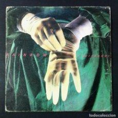 Discos de vinilo: RAINBOW - I SURRENDER / VIELLEICHT DAS NÄCHSTER ZEIT - SINGLE 1981 - POLYDOR. Lote 243612060