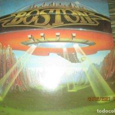 Discos de vinilo: BOSTON - DON´T LOOK BACK LP - ORIGINAL U.S.A. - EPIC RECORDS 1978 GATEFOLD Y FUNDA INT. ORIGINAL. Lote 243613625