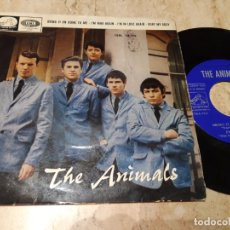 Discos de vinilo: THE ANIMALS - BRING IT ON HOME TO ME. EP 1965 EDICIÓN ESPAÑOLA-. Lote 243614890