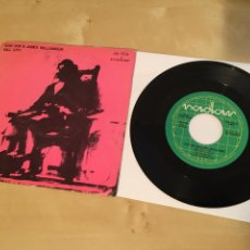 "Discos de vinilo: IGGY POP & JAMES WILLIAMSON - KILL CITY - SINGLE PROMO RADIO 7"" - HISPAVOX 1978 ESPAÑA. Lote 243627905"