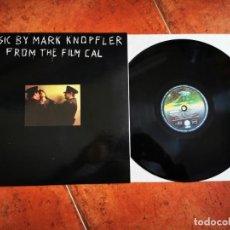 Discos de vinilo: MARK KNOPFLER BANDA SONORA CAL LP VINILO DEL AÑO 1984 DIRE STRAITS CONTIENE 12 TEMAS. Lote 243628165