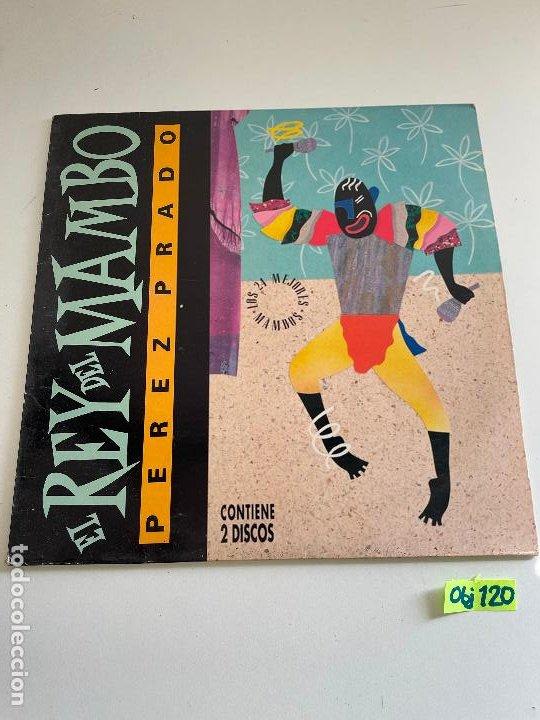 EL REY DEL MAMBO (Música - Discos - LP Vinilo - Otros estilos)