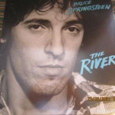 Discos de vinilo: BRUCE SPRINGSTEEN - THE RIVER DOBLE LP - ORIGINAL U.S.A. - COLUMBIA RECORDS 1980 CON FUNDAS INTS. OR. Lote 254916455