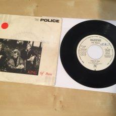 "Discos de vinilo: THE POLICE - KING OF PAIN - SINGLE PROMO RADIO 7"" - 1983 ESPAÑA. Lote 243635865"