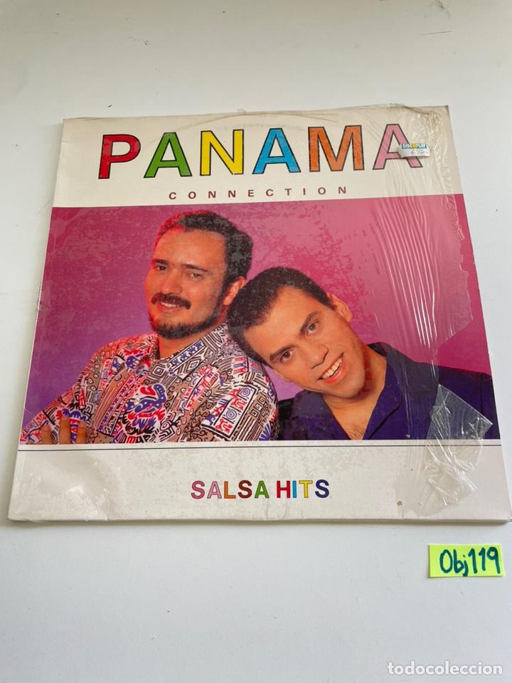 PANAMÁ (Música - Discos - LP Vinilo - Otros estilos)