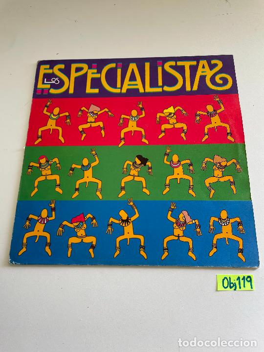 ESPECIALISTAS (Música - Discos - LP Vinilo - Otros estilos)