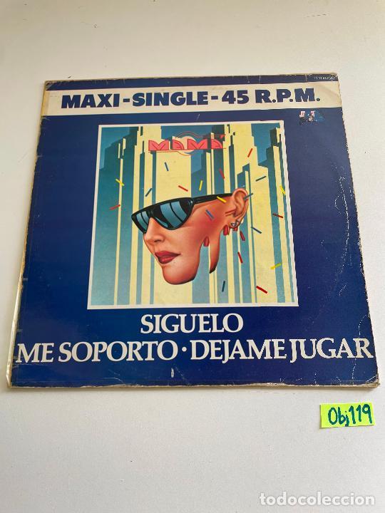 SÍGUELO ME SOPORTO -DÉJAME JUGAR (Música - Discos - LP Vinilo - Otros estilos)