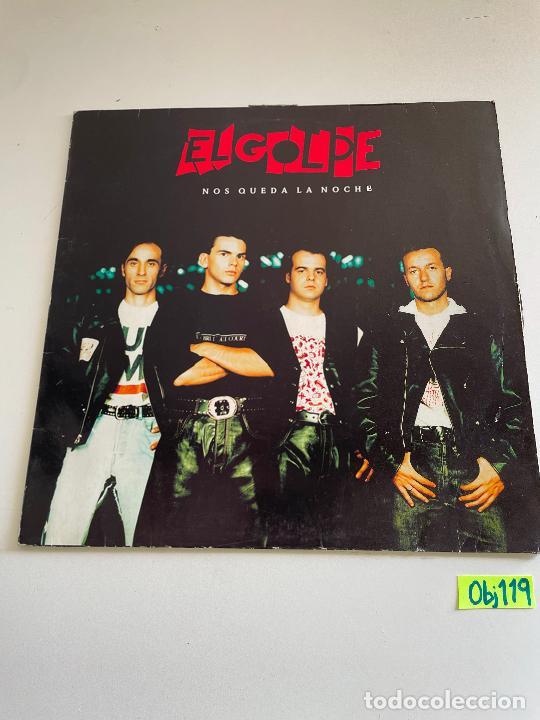 EL GOLPE (Música - Discos - LP Vinilo - Otros estilos)