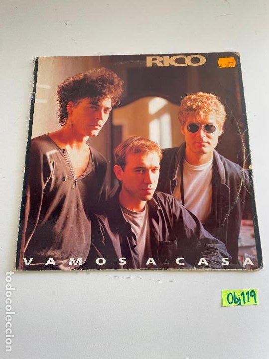 VAMOS A CASA (Música - Discos - LP Vinilo - Otros estilos)
