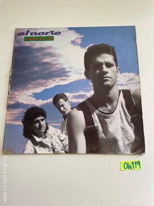 EL NORTE (Música - Discos - LP Vinilo - Otros estilos)