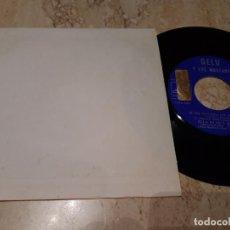 Discos de vinilo: GELU CON LOS MUSTANG EP EMI 1964 DOMINIQUE/ NO TENGO EDAD/ SI YO TUVIERA UN MARTILLO+1-PROMOCIONAL. Lote 243642880