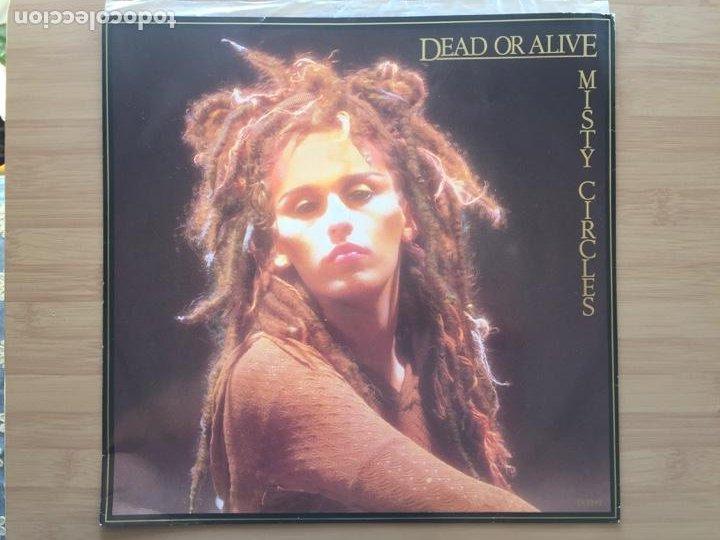 DEAD OR ALIVE. MYSTY CIRCLES (VINILO MAXI 1983) (Música - Discos - LP Vinilo - Techno, Trance y House)