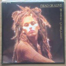 Discos de vinilo: DEAD OR ALIVE. MYSTY CIRCLES (VINILO MAXI 1983). Lote 243650420