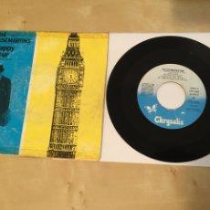 "Discos de vinilo: THE HOUSEMARTINS - HAPPY HOUR - SINGLE PROMO RADIO 7"" - ESPAÑA. Lote 243651340"