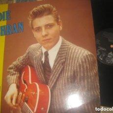 Discos de vinilo: EDDIE COCHRAN HOLLYWOOD ROCKER (SUNJAY 1987) OG SUECIA LEA DESCRIPCION. Lote 243666500