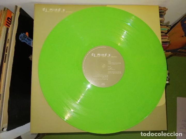 Discos de vinilo: DISCO DJ MIND X. NEVER TALK TO ALIENS - Foto 2 - 243668420